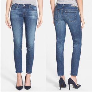 • AG • Stilt Cigarette Leg Jeans 4 Years Dreamer